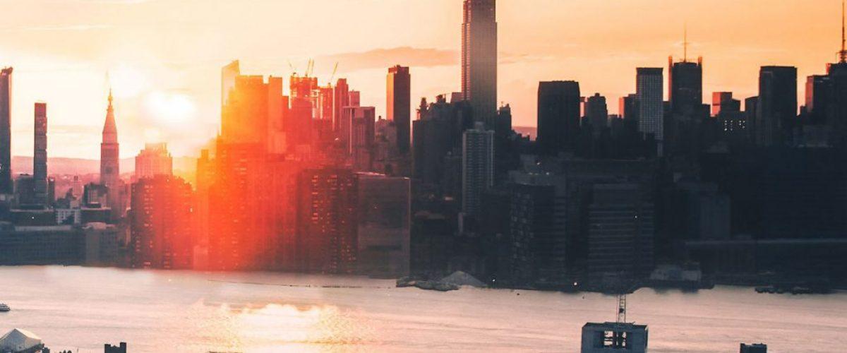 New York Sunsets